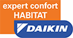 Expert Confort Habitat DAIKIN